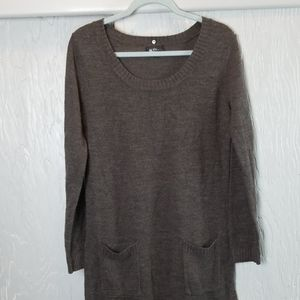 🖤 3/$15 🖤 ALYX dress brownish/gray sweater dress